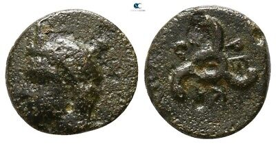 Savoca Coins Lycia Dynast Perikles Pan Triskelis 1,75 g / 11 mm @TAD2084