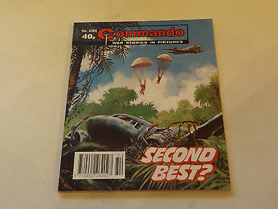 Commando War Comic Number 2584!,1992 Issue,v Good For Age,25 Years Old,very Rare