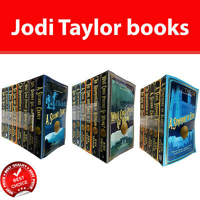 Chronicles of St. Mary's Series Books Set Jodi Taylor Collection Pack NEW
