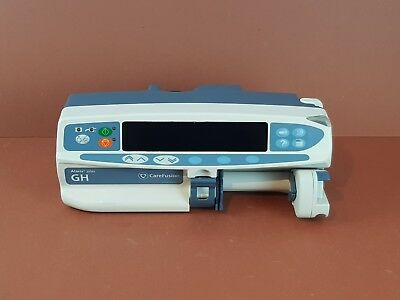 Alaris Gh Plus Carefusion Syringe Driver Infusion Pump Alaris Gh