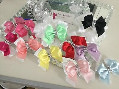 💝Spanish Ruffle detail Frilly Ankle Socks Stack Bow 🎀Jazziejems Boutique ❤️
