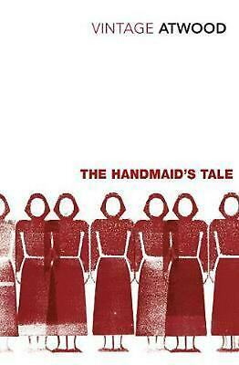 The Handmaid's Tale by Margaret Atwood Paperback Book Free Shipping!