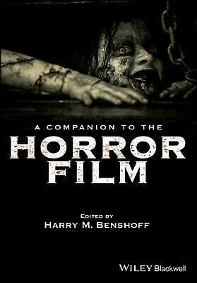 A Companion to the Horror Film by Benshoff Paperback Book Free Shipping!
