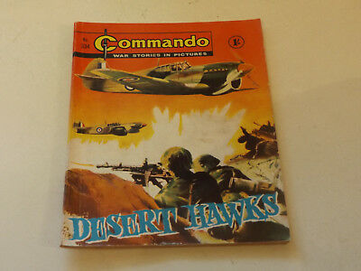 Commando War Comic Number 334!,1968 Issue,v Good For Age,50 Years Old,very Rare