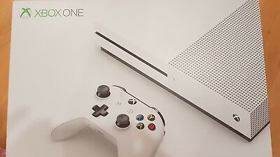 Xbox One S 500GB Console Model No: 1681 (New and Sealed)