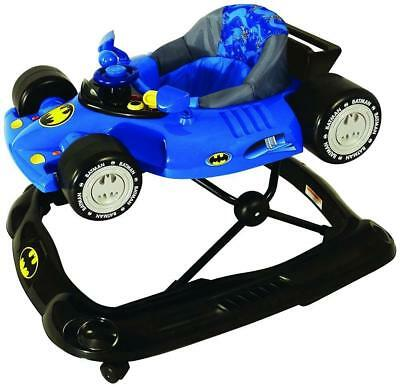 Kids Embrace Batman Baby Walker for Babies 6 months+ With Interactive Play Tray