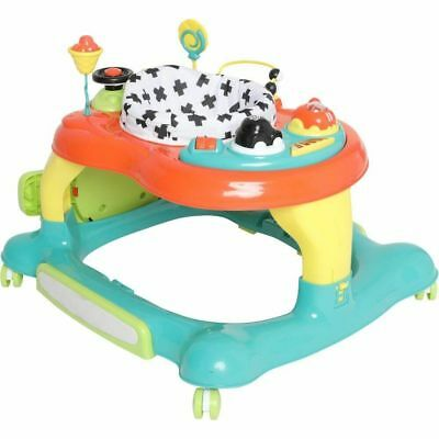 MyChild Roundabout 4 In 1 Baby Child Activity Walker, Bouncer And Rocker