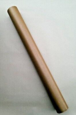 Brown Waxed Paper Anti Corrosion / Rust / Moisture Resistant Tool Wrapping