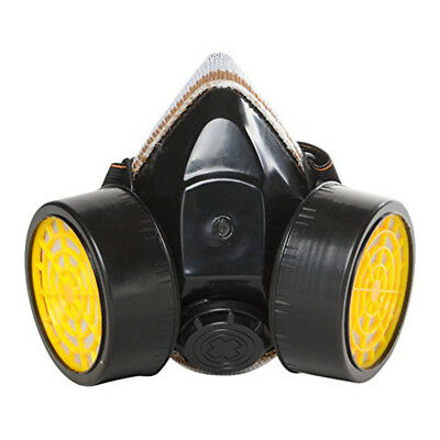 LK_ Anti-dust Spray Paint Respirator Mask Breathing Mask for Industrial Gas lo