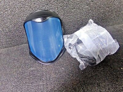 HONEYWELL UVEX Ratchet Faceshield Assembly,Clear(EF)