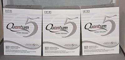 Quantum 5 Extra Volume Acid Perm (3 Pk) Remarkable Shine-No Dryer Heat Required