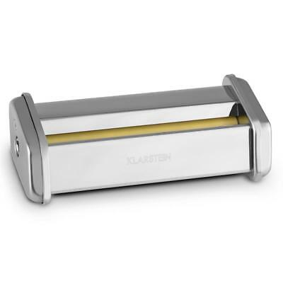 Klarstein Siena Pasta Maker 12Mm Attachment Accessory Stainless Steel