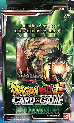 Dragon Ball Super Card Game - Starter Deck The Dark Invasion
