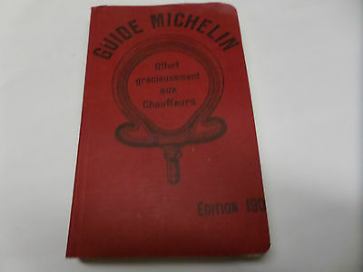 Guide Michelin  1900  Copie
