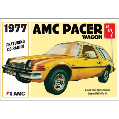 AMC Pacer Wagon 1977 1:25 Scale Model Kit AMT1008