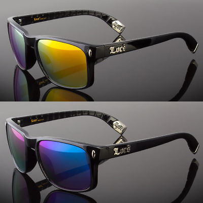 bd739b9b0c95 MEN DARK LENS Gangster Black Og Sunglasses Locs Biker Glasses Usa ...