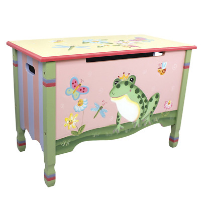 Primary PRODUCTS LTD KYW-7479A Coffre à Jouets Magic Garden Multicolore