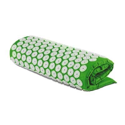 Acupressure Pain Relieving Pad Natural Remedy Back Joint Sciatic Relief Green