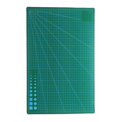 A3 45L x 30W CM Green Eco Friendly Double Sides Cutting Mat White Core