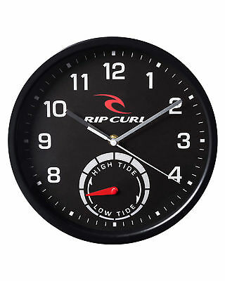 Rip Curl Men's Tide Wall Clock Black