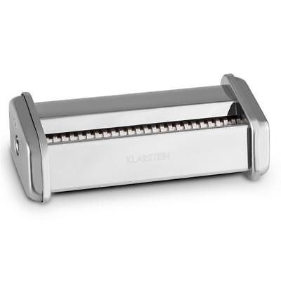 Klarstein Siena Pasta Maker 3Mm Attachment Accessory Stainless Steel