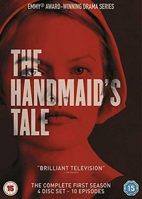 The Handmaid's Tale Season 1 [DVD] [2018][Region 2]