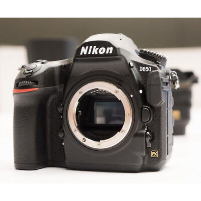 Nikon D850 DSLR Camera Body Only Multi Ship from EU Nouveau
