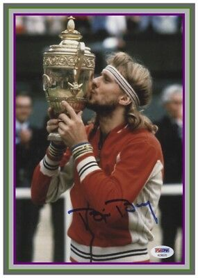 Collectors/Photograph/Photo/Print/Tennis/Wimbledon/Champion/Bjorn Borg (2)