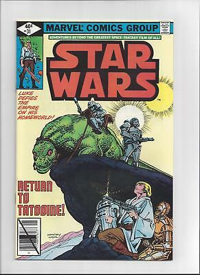 Star Wars Issue: #31 Cover Date: January, 1980Near Mint 9.6