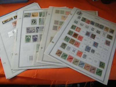 Malta collection on pages. Victoria-QEII, Mint & Used, Some MNH. 953