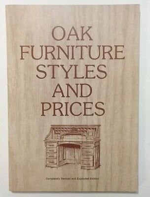 Oak Furniture Styles and Prices - Wallace Homestead Book Co 1975