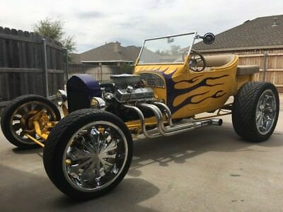 1923 Ford Model T Roadster 1923 Ford T Bucket Roadster