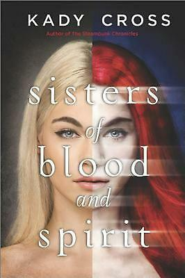 Sisters of Blood and Spirit by Kady Cross (English) Paperback Book Free Shipping