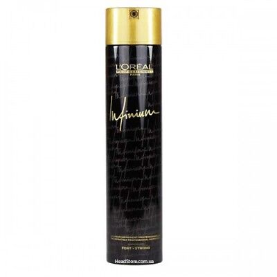 Loreal  Professionnel Hairspray Infinium Fort Strong 500ml