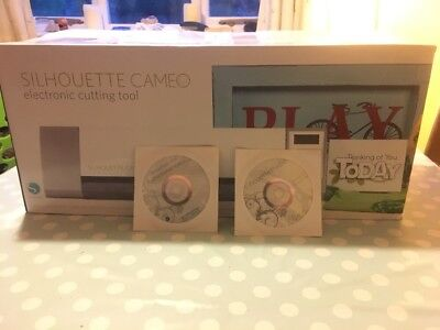 SILHOUETTE CAMEO plus Box of Vinyl