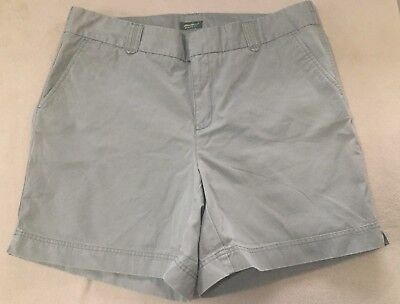 Eddie Bower Olive-Green Shorts - Women's 20W