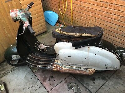 Lambretta Series 2 project