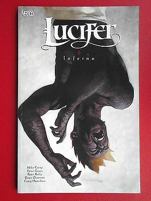 Lucifer: Inferno by Craig Hamilton, Peter Gross, M. J. Carey (Paperback, 2004)