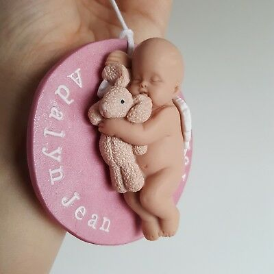 Baby or Pregnancy loss, Miscarriage, Stillborn ornament, Memorial gift