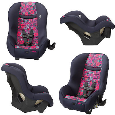 Baby Convertible Car Seat Safety Chair Toddler Kids Travel Booster Cup Holder
