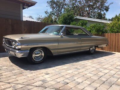 1964 Ford Galaxie  1964 Ford Galaxie 500XL Big Block 390 V8, With Bucket Seats & Low Miles