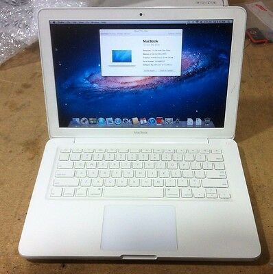 Apple MacBook A1342 2010 C2D 2.4GHz / 2GB / 250Gb OS X Lion 10.7
