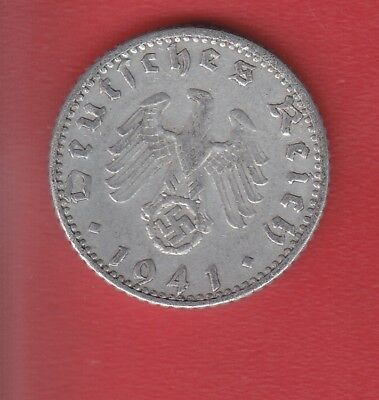 Germany  50 Pennig 1941 A