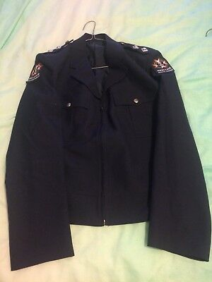 Ambulance South Australia Officers Jacket, With Patches , Obsolete
