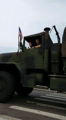 military truck 1984 AM General