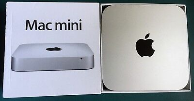 Apple Mac Mini Quadcore i7 BTO 2.6GHz (late 2012)  - fusion drive