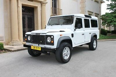 1989 Land Rover Defender County 1989 Land Rover Defender 110 County *CLEAN*