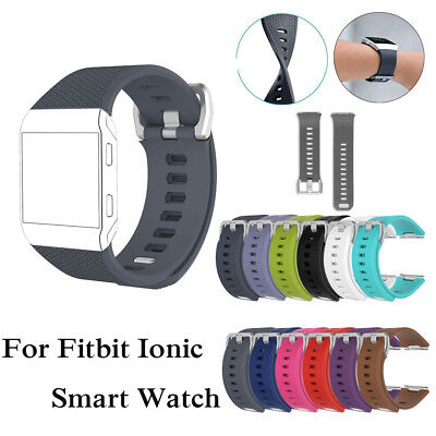 Replacement Adjustable Wrist Strap Band for Fitbit Ionic Smart Watch Bracelet