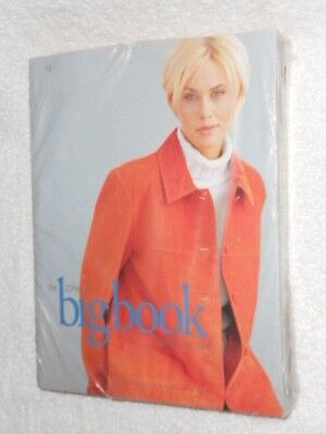 JC Penney Big Book 2000 Fall and Winter Catalog sealed in original wrap