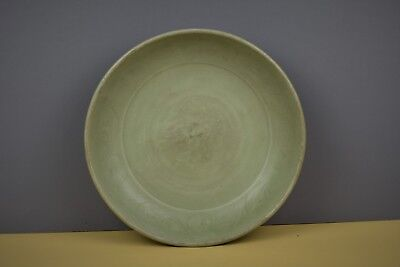 Chinese Longquan Celadon Charger Ming Dynasty (1368-1644)